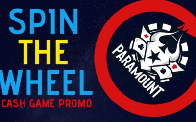 Spin the Wheel Promo