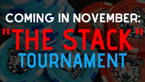"The ""STACK"" Tournament"