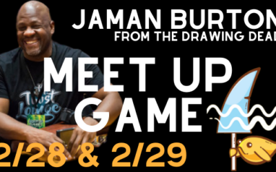 Meet UP Game with Jaman Burton